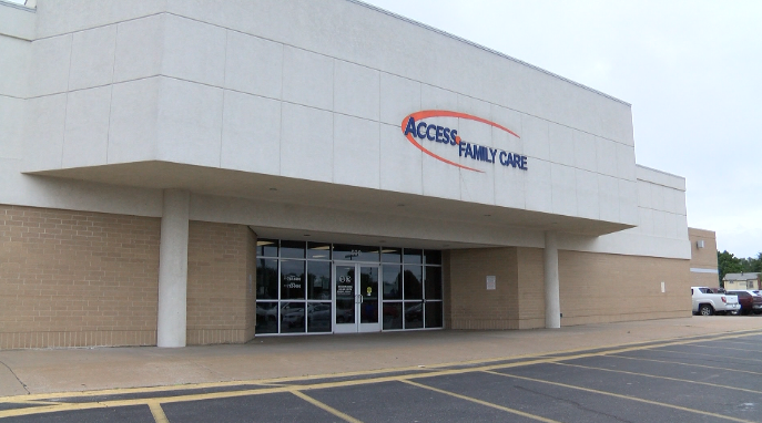Access Family Care clinics will use federal grant for system upgrades