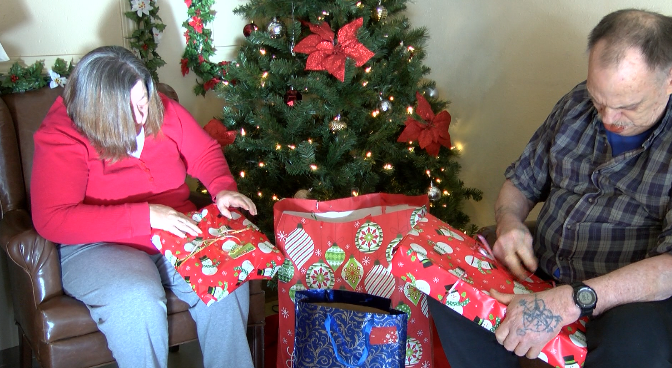 Adoption Tree program gives Christmas presents to more than 200 adults with disabilities