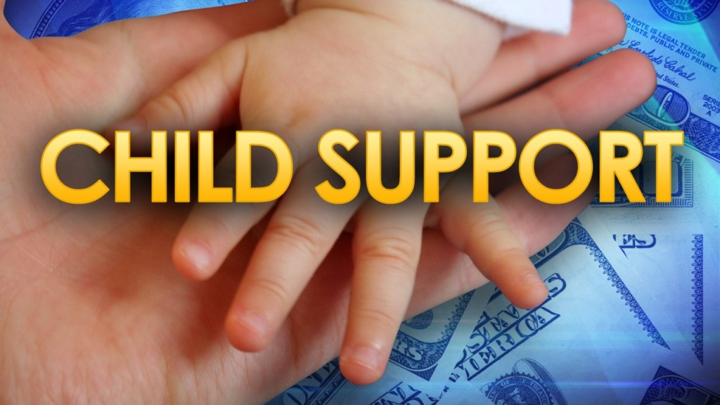 New process uses parents' unclaimed property for past-due child support