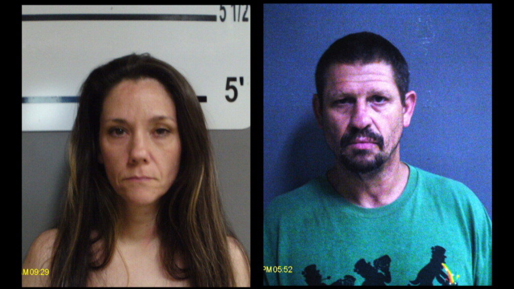 Couple charged with murder, accused of injecting woman with meth and videotaping death