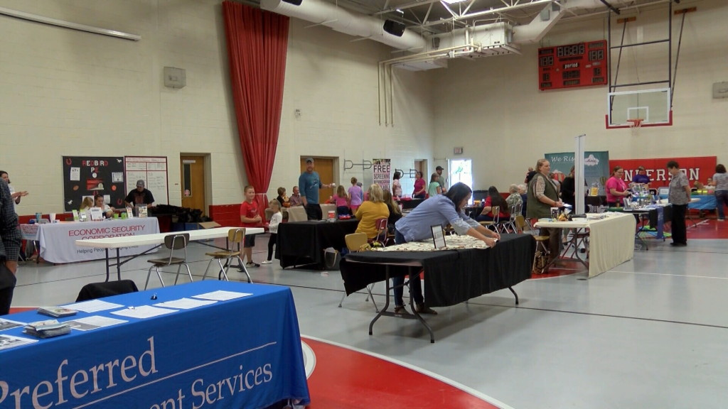 "Resource fair brings free flu and hepatitis ""A"" shots to McDonald Co."