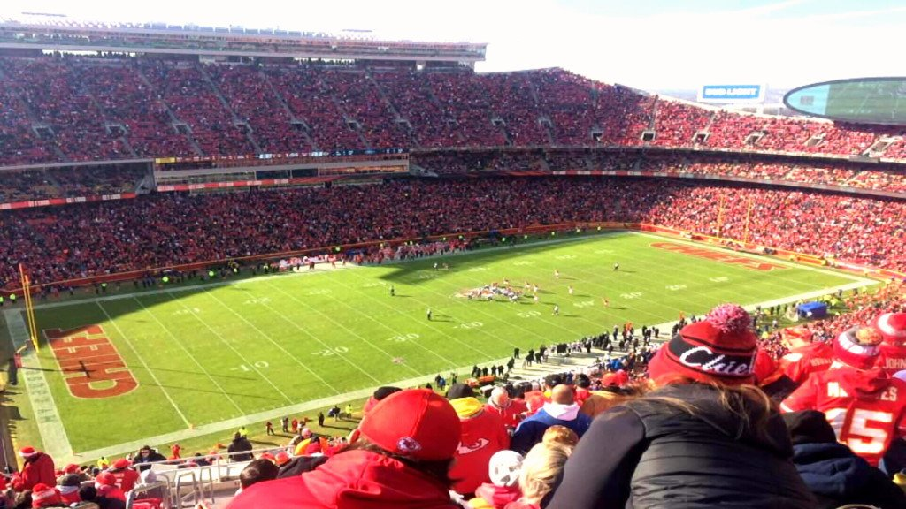 Arrowhead Stadium Chiefs