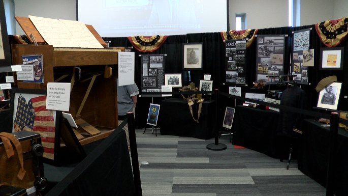 Mobile WWI Museum keeps the history alive with display of historical artifacts