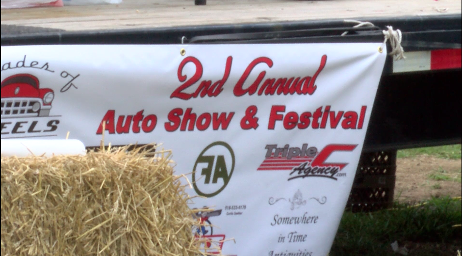 Decades of Wheels holds 2nd annual auto show and festival