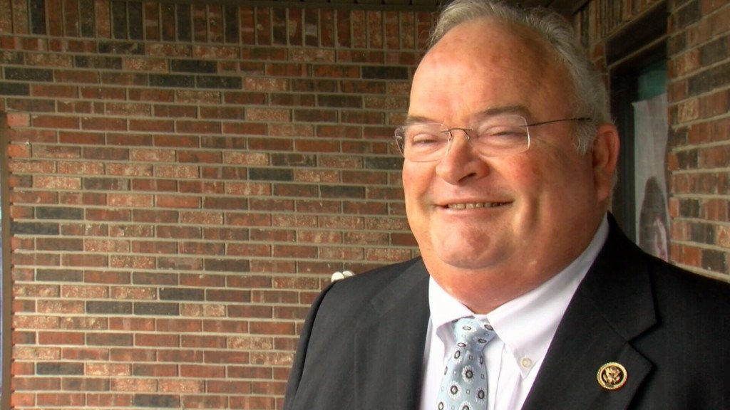 Missouri Congressman Billy Long to appear on 'Newsmakers'