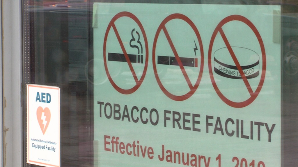 Bourbon county initiative aims to lower tobacco use in the county