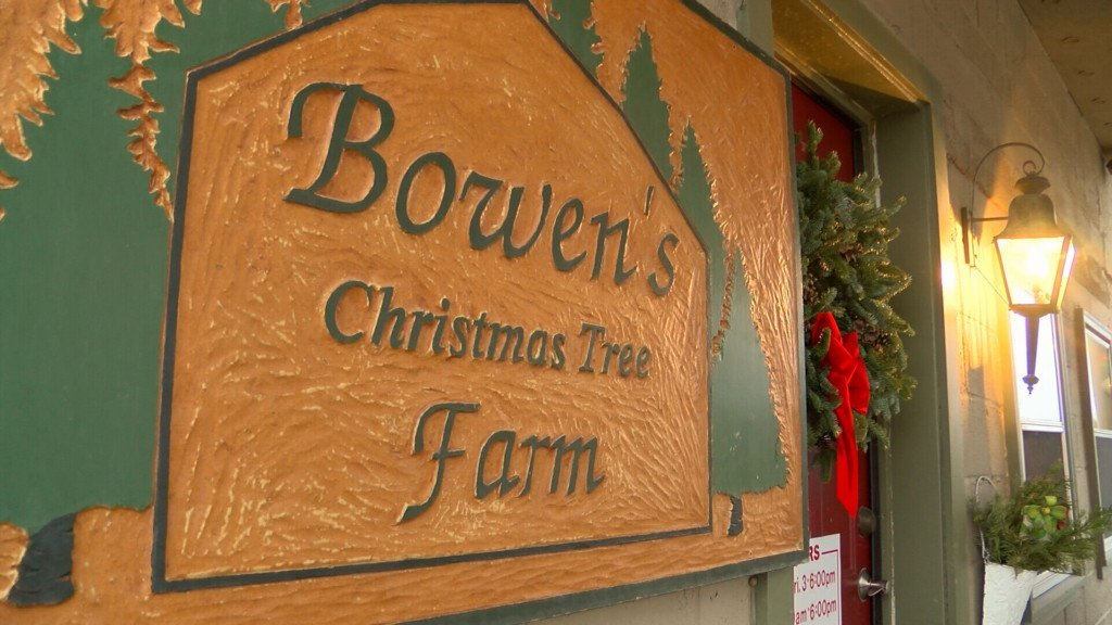Bowen's Christmas Tree Farm to close