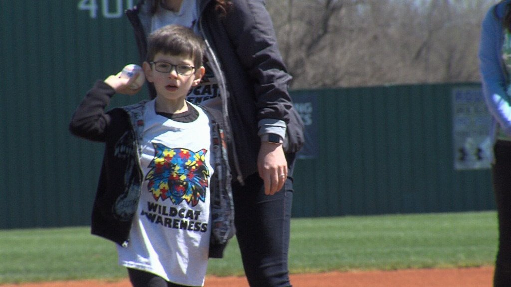 No. 16 Roughriders host 3rd annual Autism Awareness Game