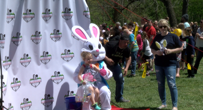City of Neosho holds sixth annual Eggstravaganza