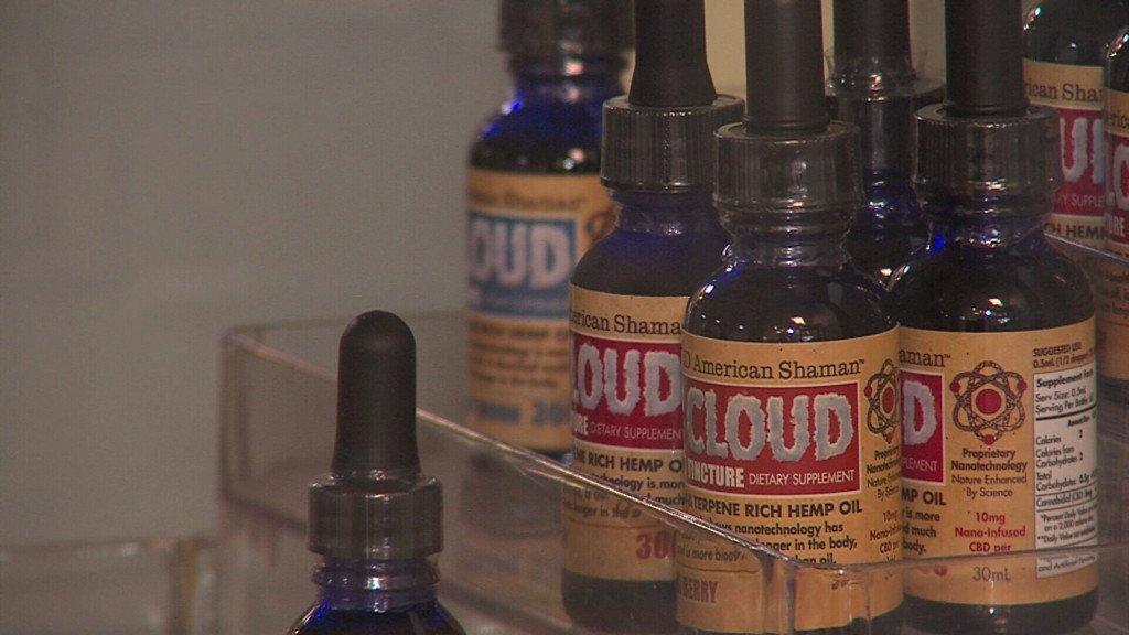 Local farmers, businesses, react to industrial hemp being legalized at federal level
