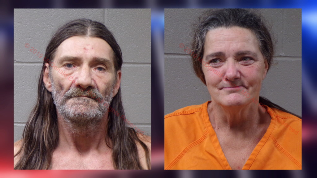 2 people charged in southwest Missouri murder