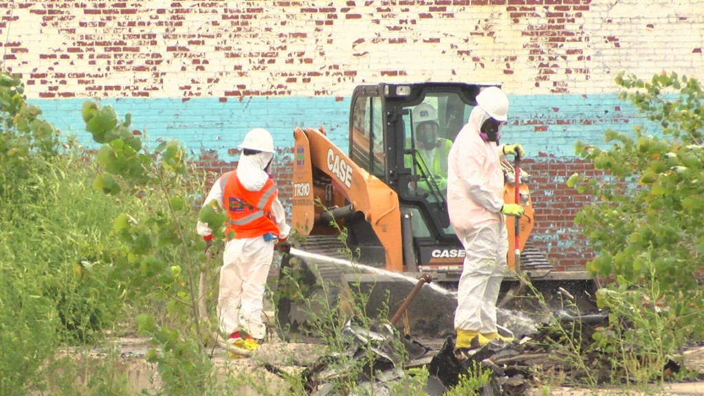 EPA makes action plan for B.F. Goodrich asbestos site