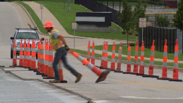 JHS construction free for start of school year