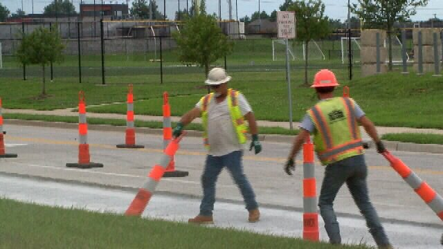 Update: Supervisor orders fix of Bumpy work zone at JHS