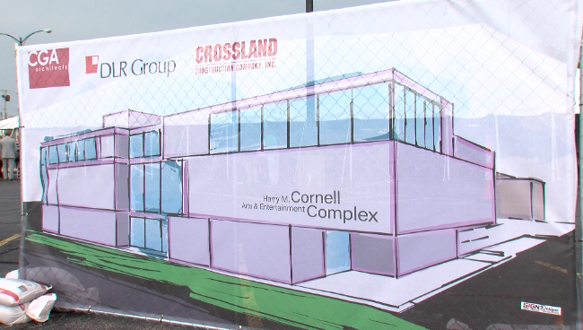 Cornell Complex launch party announces latest fund-raising numbers