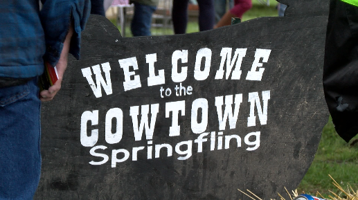 3rd Annual Cowtown Spring Fling in Baxter Springs