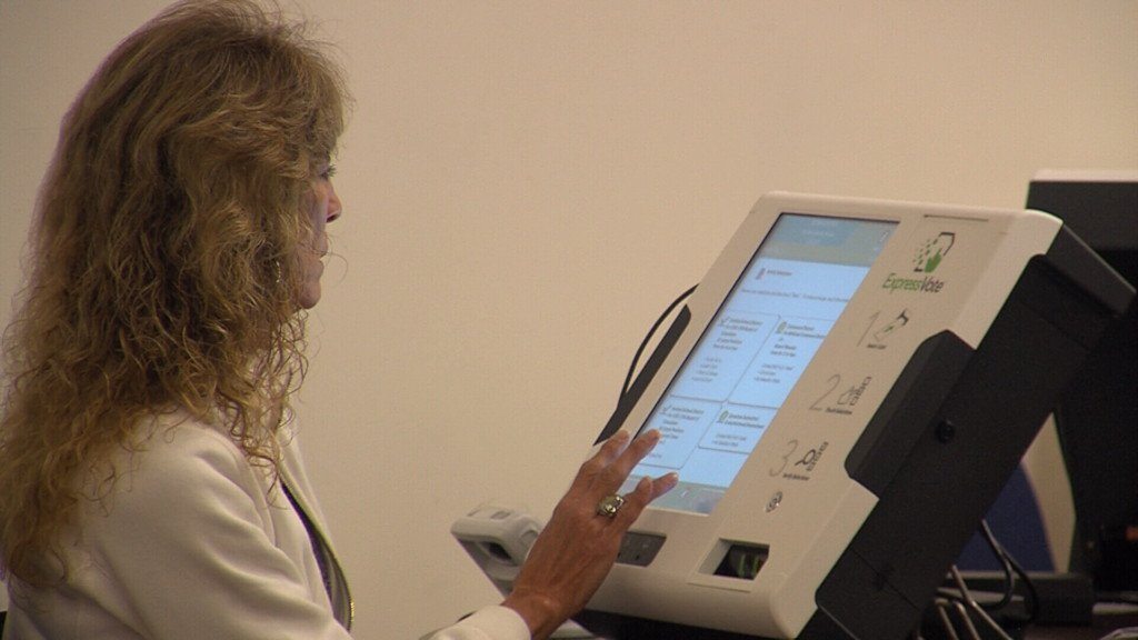 Crawford County voters get a new option for voting