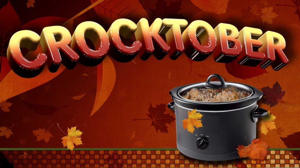 Submit Crocktober recipes for the KOAM Morning News