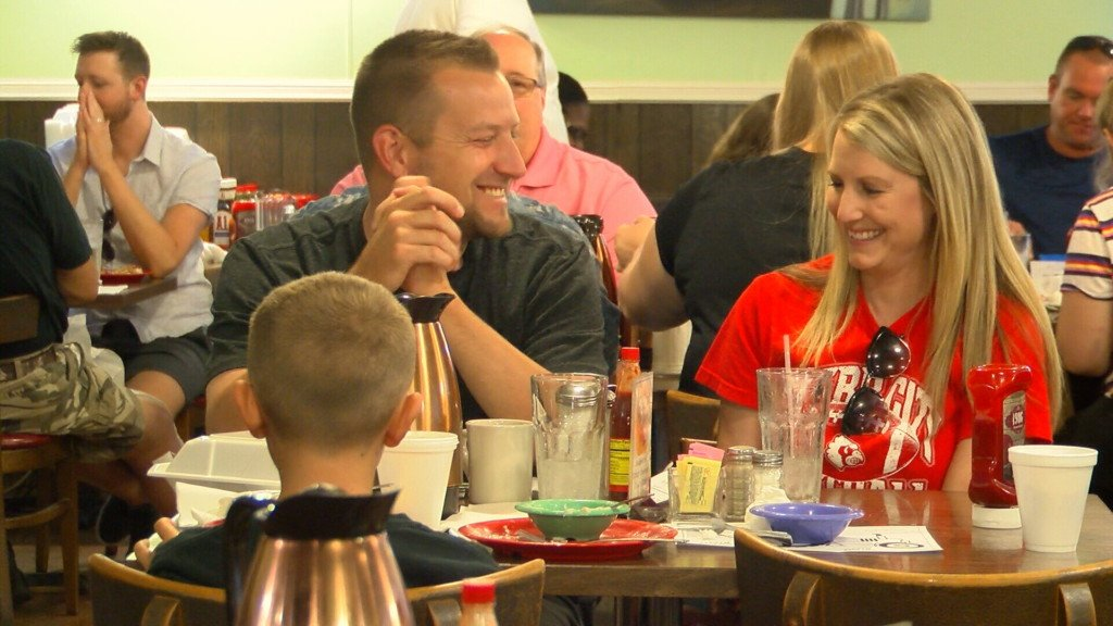 Father's Day brings in big dollars for businesses