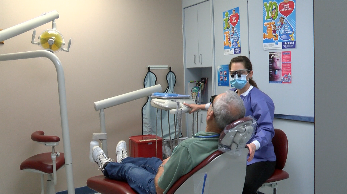 The four states area is in need of more dentists