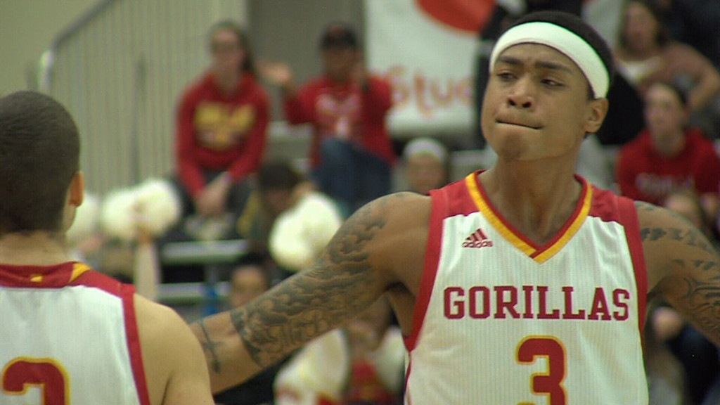 Franklin drops 27, Gorillas drill Hornets