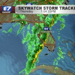 Thursday Tornadoes damage homes in Florida