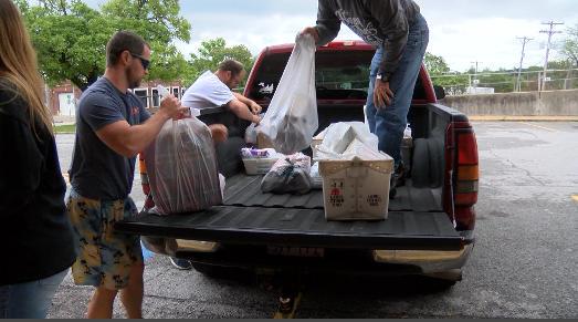 27th Annual food drive for NALC helps local organizations