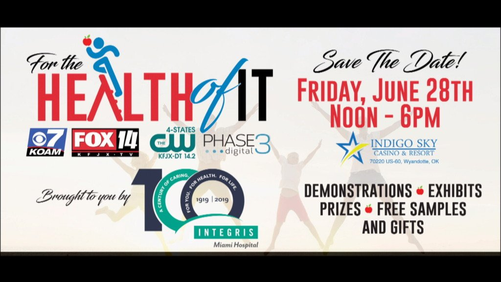 2019 'For the Health of It' Expo