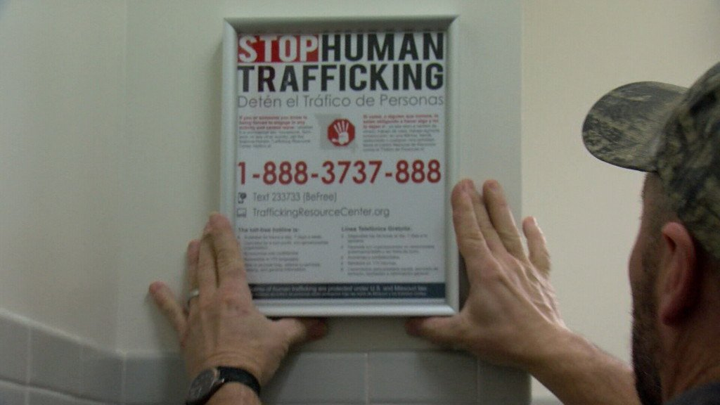 Missouri human trafficking posters to be up by March 1st