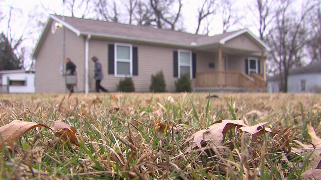 Habitat for Humanity of Crawford County dedicates re-purposed home for new family
