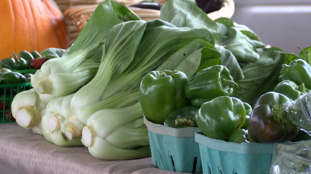 Kansas Senior Farmers' Market offered, applications now accepted