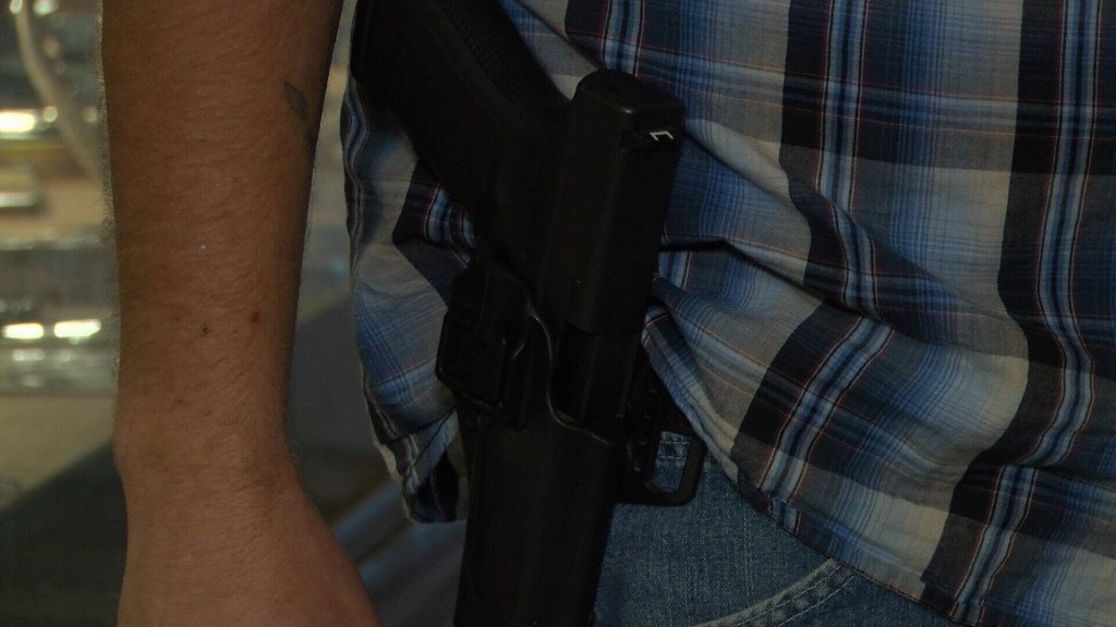 Locals weigh in on Kansas bill to drop conceal carry age to 18