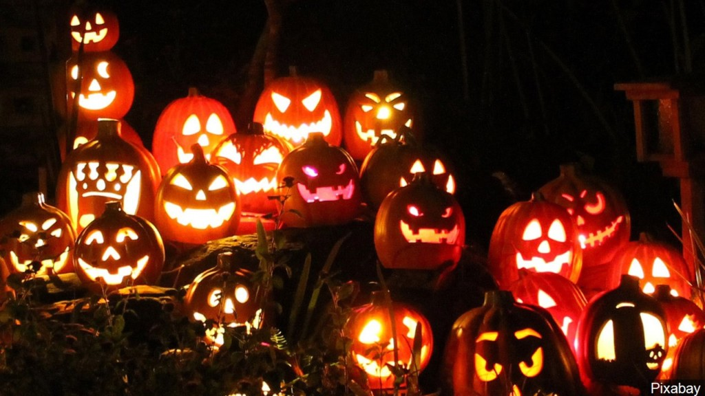Authorities give tips for a safe Halloween