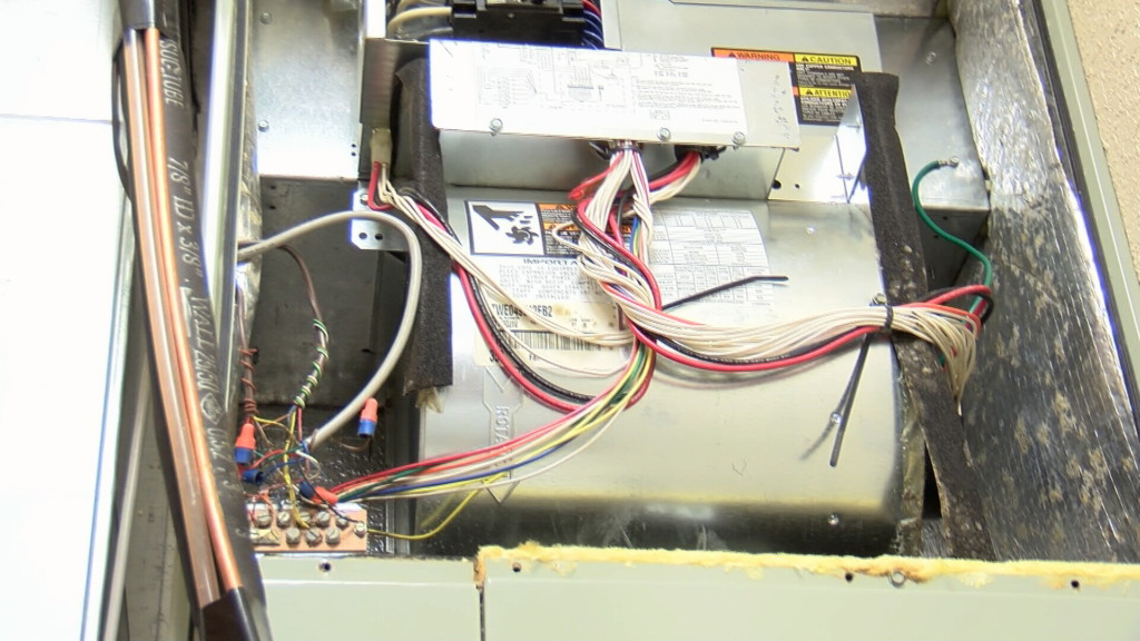 Local HVAC service tech offers some safety tips when it comes to using your furnace