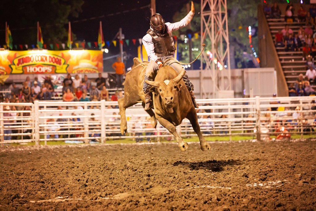 One day Fun Pass Sale for Inter-State Fair and Rodeo