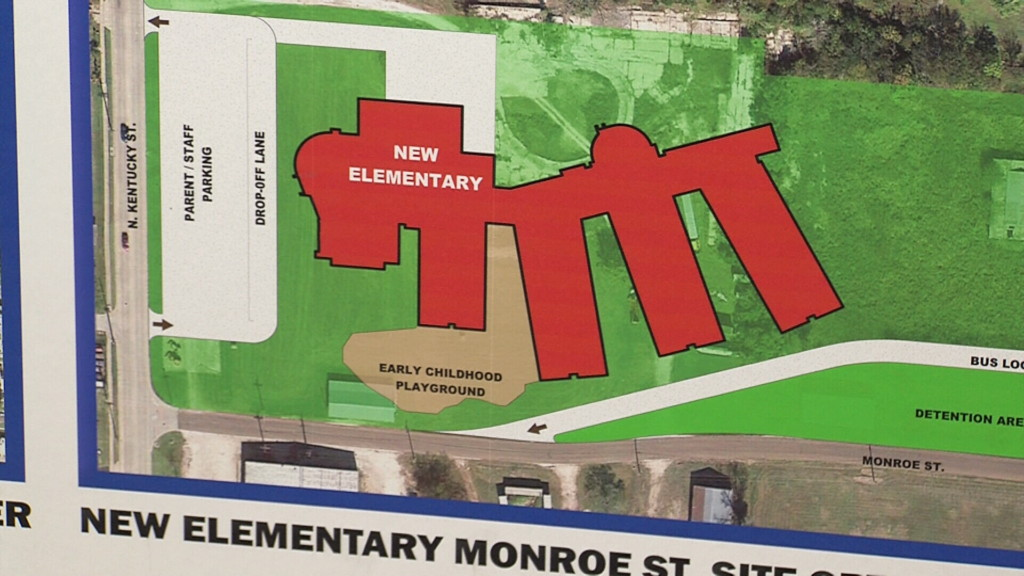 Bond for Iola consolidated elementary to go before voters