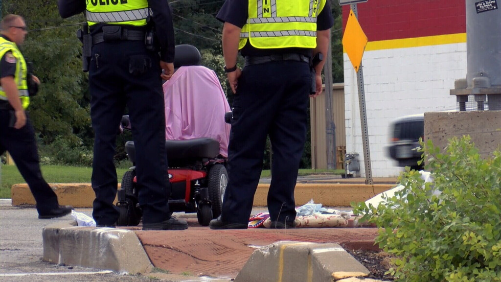 Update released after electric wheelchair, Joplin Trolley incident
