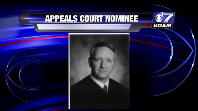 GOP leaders oppose nomination of SE Kansas judge to appeals court