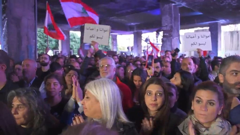 Lebanese businesses to stop paying taxes