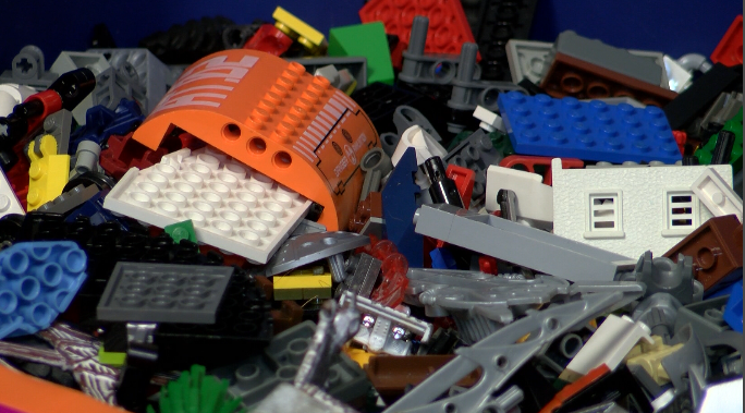 Lego lovers get week long camp to build to their hearts content