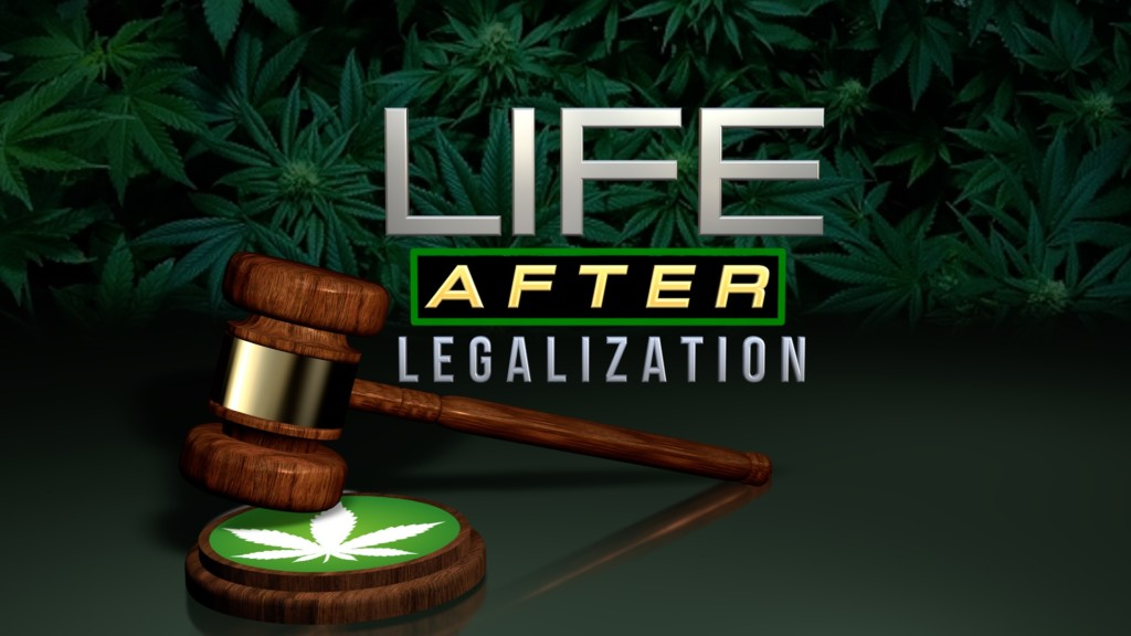 Life After Legalization: DWI