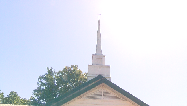McNatt Baptist Church destroyed by flooding, members hope to rebuild