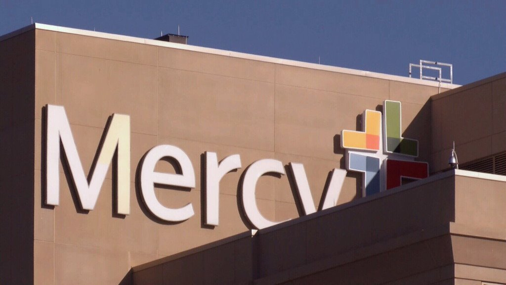 Mercy Hospital building