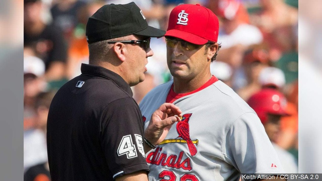 Royals name Matheny next manager