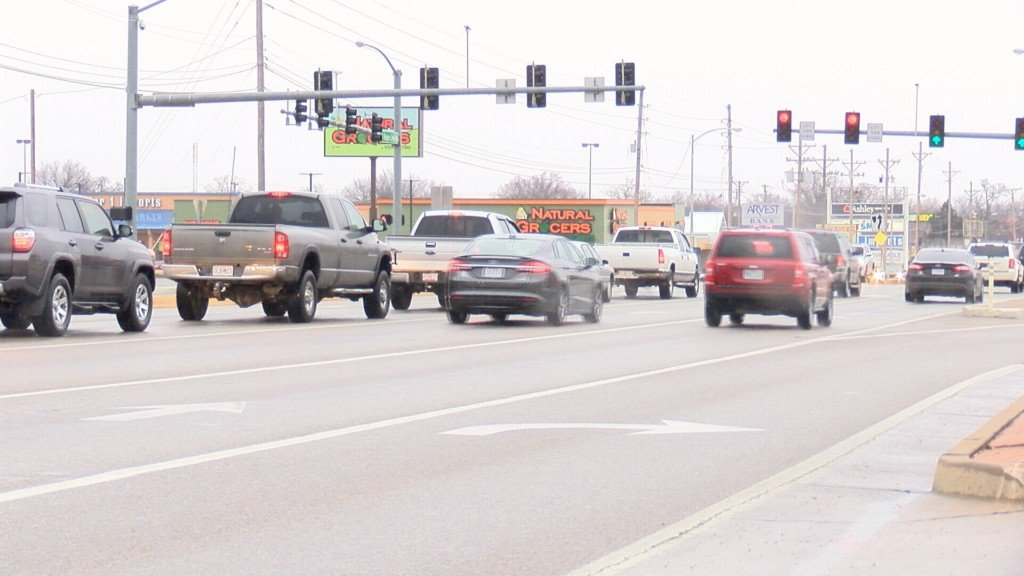 Wintry weather could pose a problem for local roads