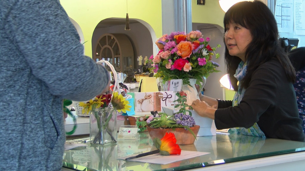 Mother's Day brings in big business for local flower shops