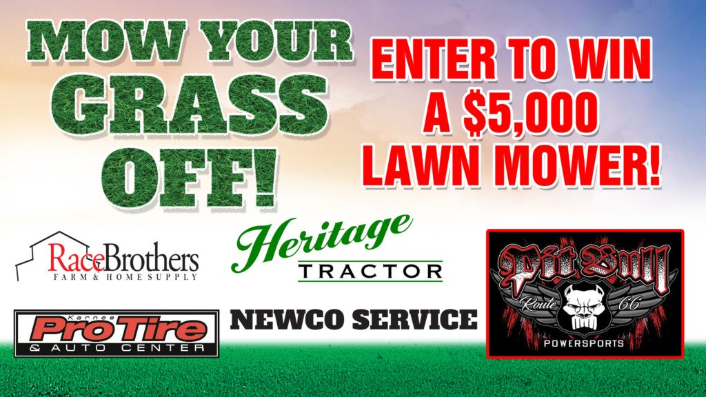 2019 Mow Your Grass Off Contest