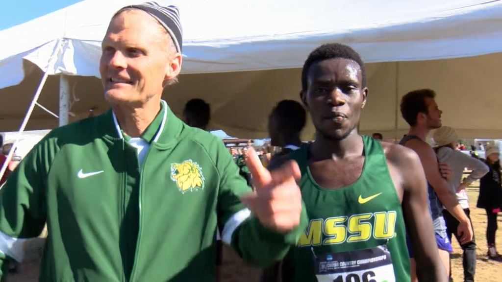Missouri Southern's Gidieon Kimuati finishes 5th at DII championship