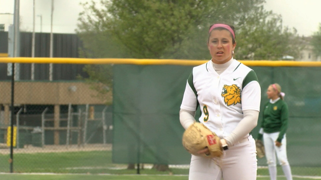 Lion softball dominates Northwest Missouri in double-header