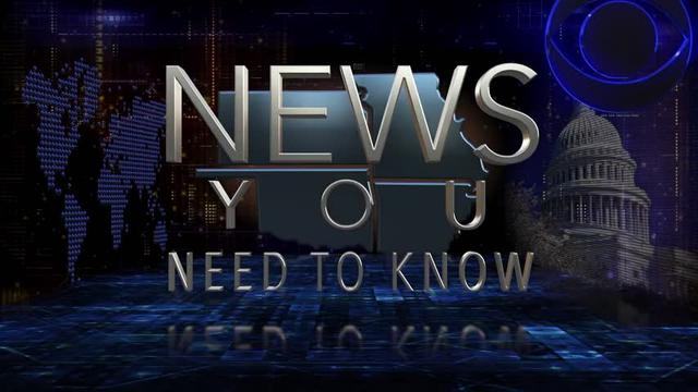 News you need to know 6-12